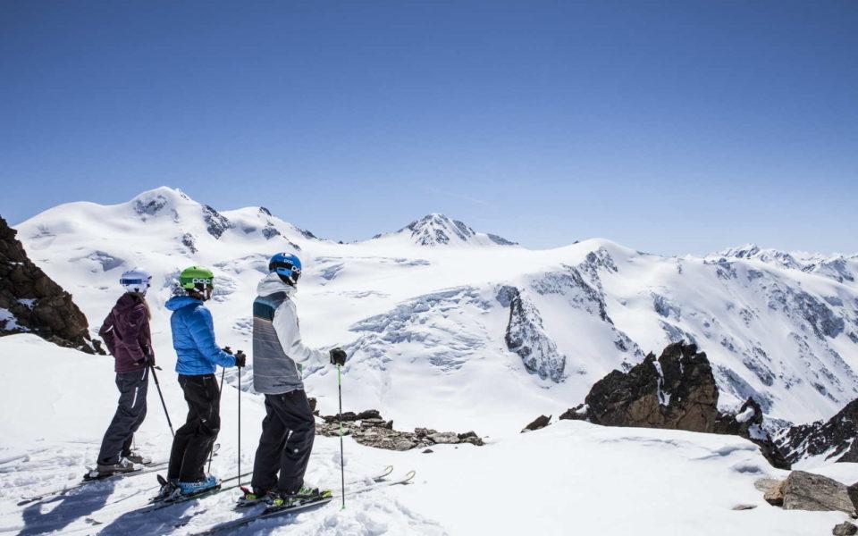 Gletscherherbst-Pitztal-Ferienwohnung
